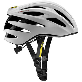 Mavic Aksium Elite Fietshelm Dames, white/lollipop